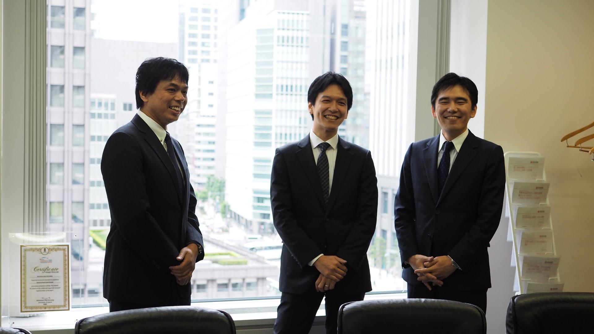顧問弁護士は松田綜合法律事務所...